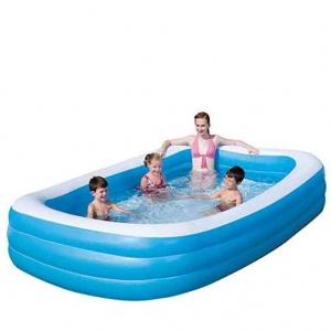 Bestway piscina rettangolare family 54009 - dettaglio 1