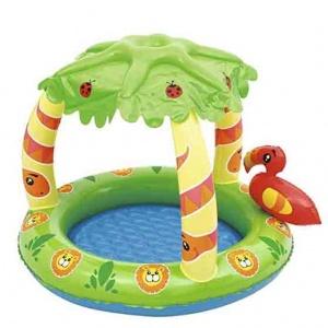 Bestway piscina tonda tema jungle 52179 - dettaglio 1