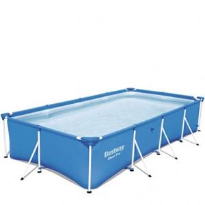 Bestway piscina steel pro rettangolare 56405 - dettaglio 1
