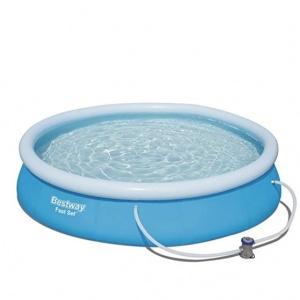 Bestway piscina fast tonda con filtro 57274 - dettaglio 1