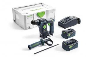 Tassellatore a batteria 18v festool 575697 bhc 18 li 5,2 i-plus - dettaglio 1