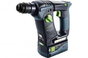 Tassellatore a batteria 18v festool 575697 bhc 18 li 5,2 i-plus - dettaglio 2