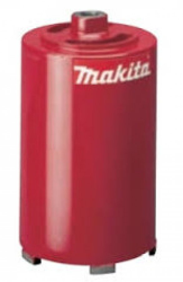 Corona Diamantata Dustec Makita art. P-42101 mm. 132X400