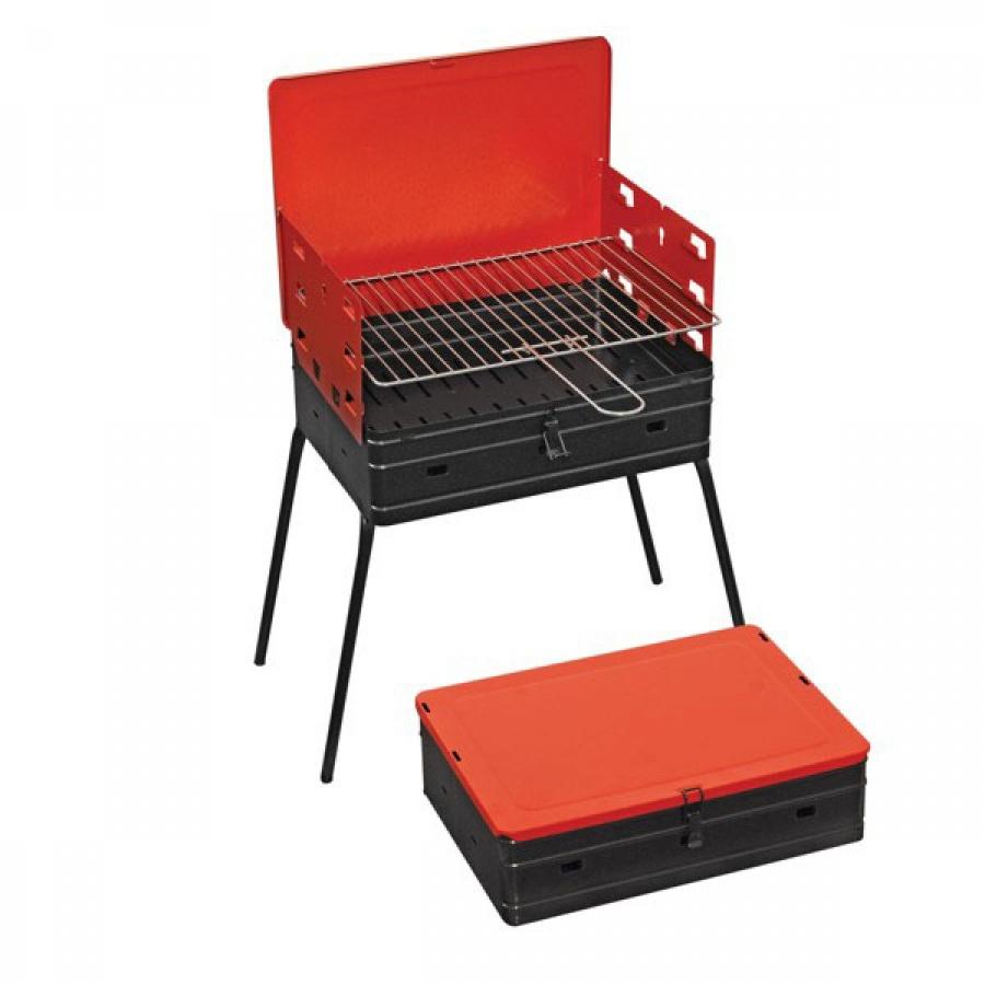 Mille barbecue rettangolare con valigetta 507 - dettaglio 1