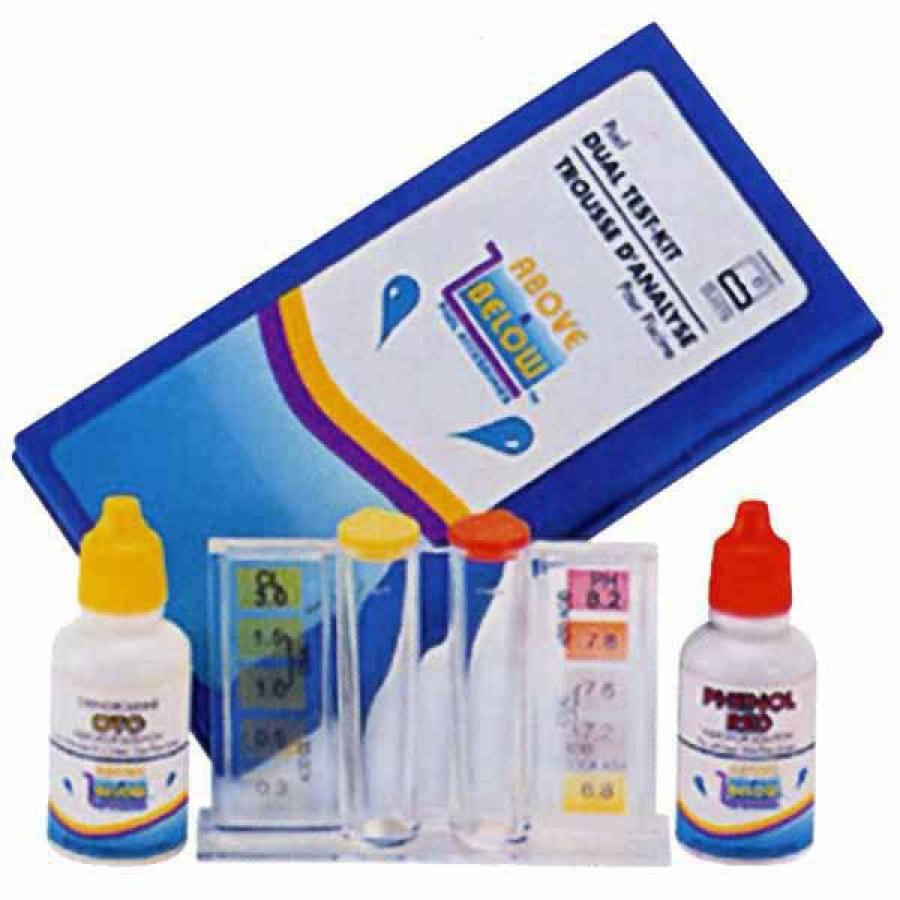 Machieraldo acqua test liquido 90180 - dettaglio 1
