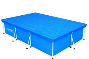 Bestway copertura flowclear per piscina con struttura metallica 300 x 200 cm 58106 - dettaglio 1