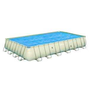 Bestway copertura solare flowclear per piscina con struttura metallica 732 x 366 cm 58228 - dettaglio 1