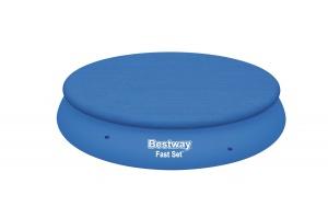 Bestway copertura flowclear per piscina fast set 366 cm 58034 - dettaglio 1