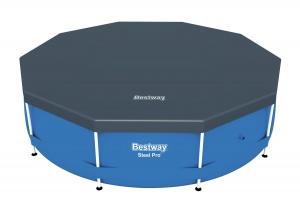 Bestway copertura flowclear per piscina con struttura metallica 305 cm 58036 - dettaglio 1