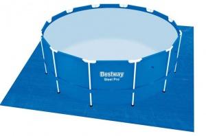 Bestway tappeto base flowclear 390 x 390 cm 58002 - dettaglio 1