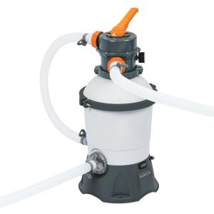 Bestway pompa di filtraggio a sabbia per piscina 58515 - dettaglio 1