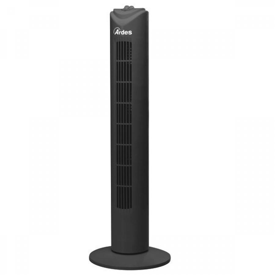 Ardes ventilatore da pavimento a torre ar5t80b - dettaglio 1