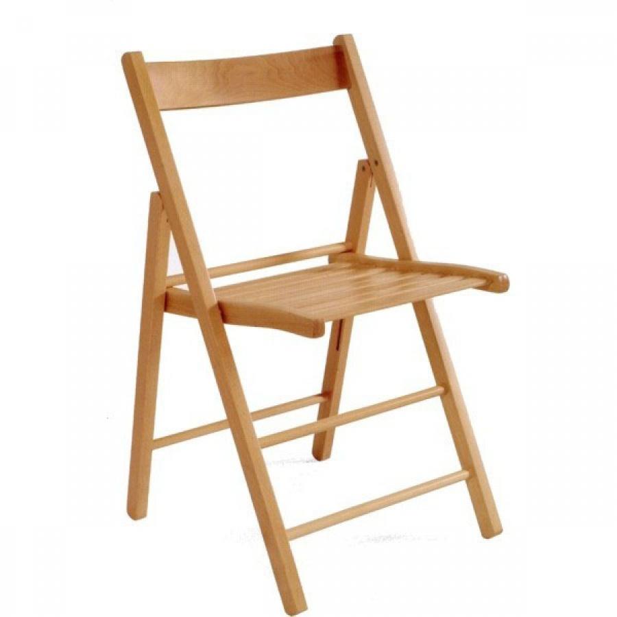 Vette sedia in legno pieghevole 03 libro - dettaglio 1
