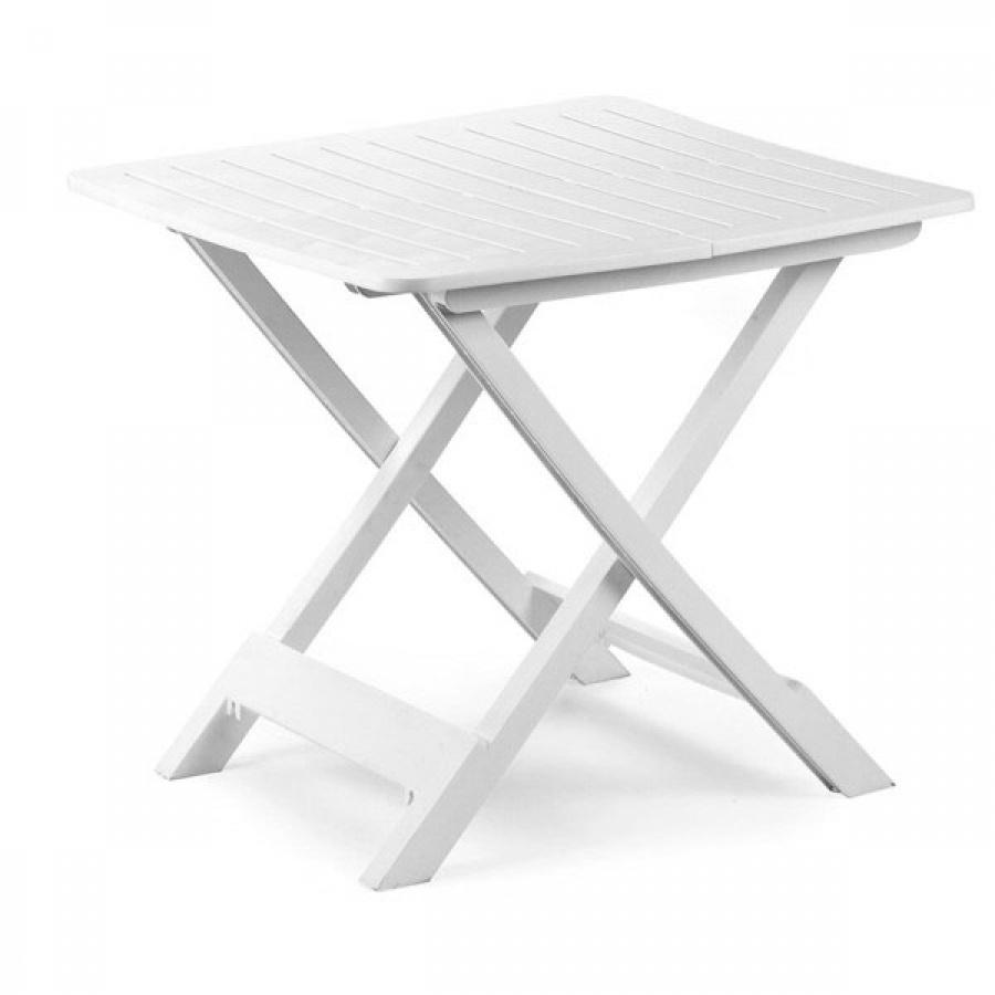 Progarden tevere tavolo rettangolare pieghevole tev050bi - dettaglio 1