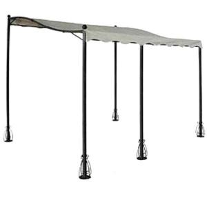 Vette gazebo roof lineare - dettaglio 1