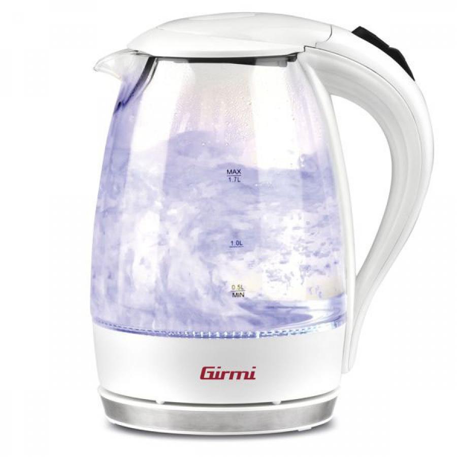 Girmi bollitore elettrico in vetro bl4000 - dettaglio 1