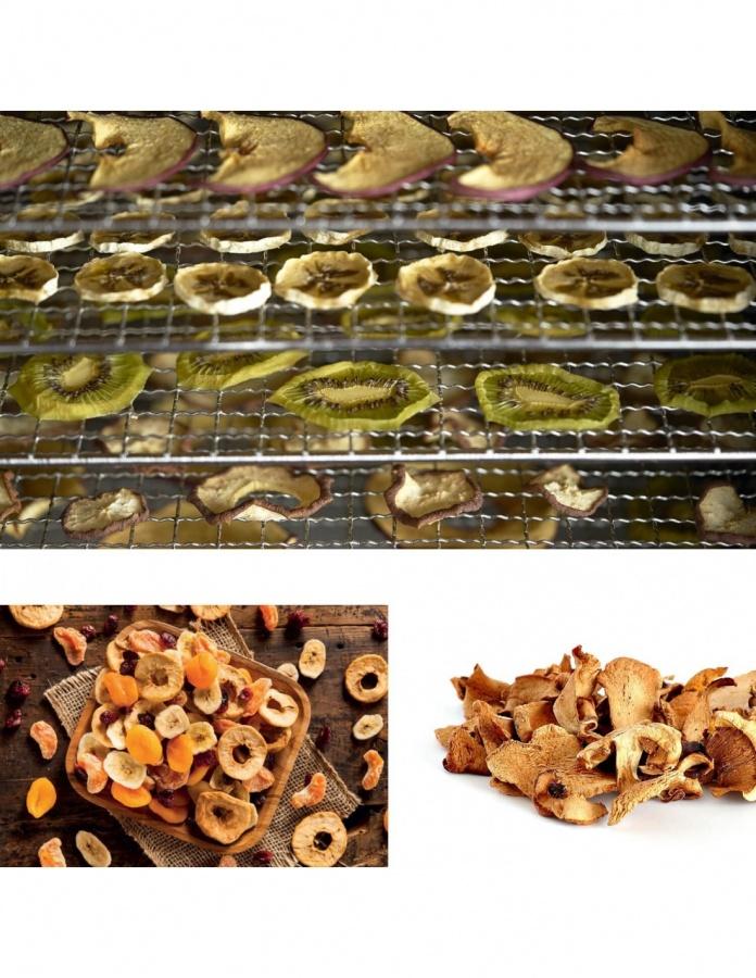 Classe essiccatore per alimenti orizzontale vivo dry h 7060 01 93 - dettaglio 3