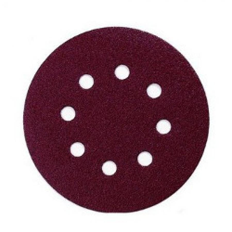 Disegno disco abrasivo per levigatrice 125 mm - 10pz