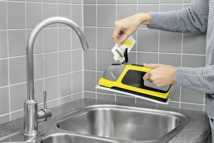 Aspiragocce lavavetri karcher kv 4 vibrapad (lavavetri) 1.633-920.0 - dettaglio 3