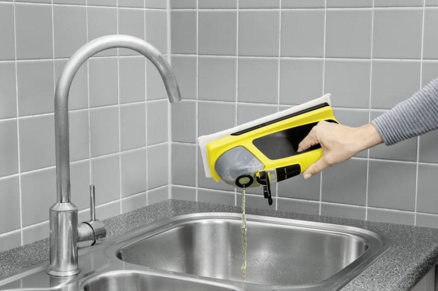 Aspiragocce lavavetri karcher kv 4 vibrapad (lavavetri) 1.633-920.0 - dettaglio 4