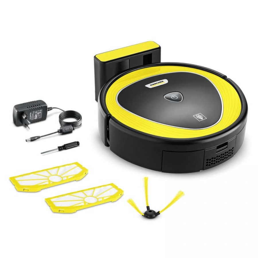 Robot aspirapolvere karcher rc 3 1.198-203.0 - dettaglio 1