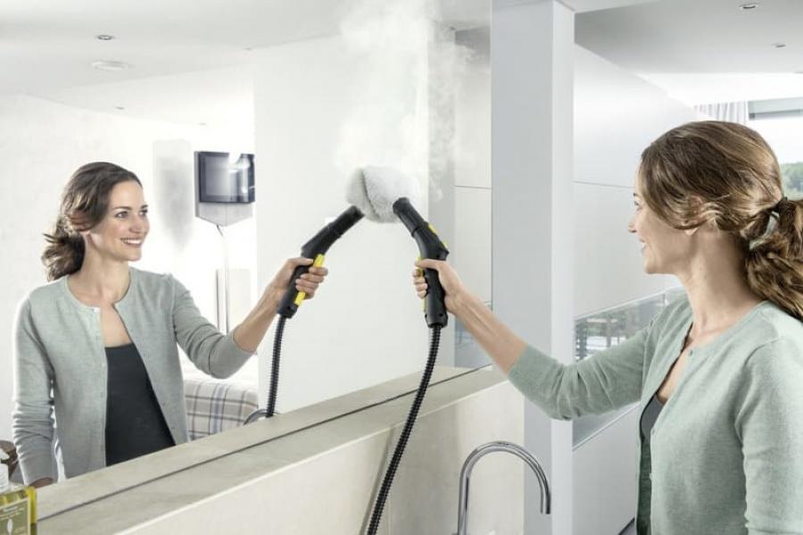 Sistema stireria a vapore karcher si 4 easyfix + iron kit 1.512-454.0 - dettaglio 2