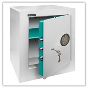 Juwel 6738 cassaforte a mobile a combinazione meccanica e chiave serie 67/8 serie 67/8 - dettaglio 1