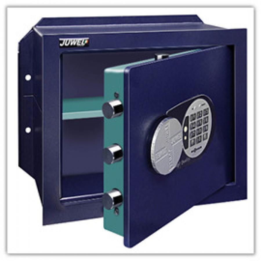 Juwel 5484 cassaforte a murare a combinazione digitale serie 54v serie 54v - dettaglio 1