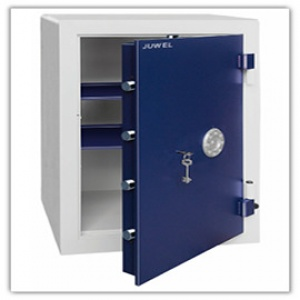 Juwel 6652 cassaforte a mobile a combinazione meccanica e chiave serie 66 serie 66 - dettaglio 1