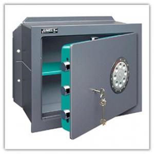 Juwel 4874 cassaforte a murare a combinazione e chiave serie 48v serie 48v - dettaglio 1