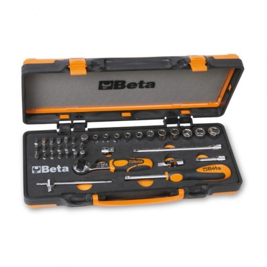 Beta 900/C12M Set bussole ed inserti 1/4