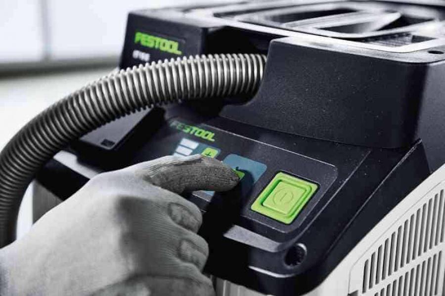 Festool ct 15 e unità mobile di aspirazione 574827 - dettaglio 5