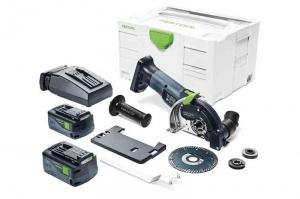 Festool dsc-agc 18 li 5,2 ebi-plus sistema di taglio a batteria 18v 575346 - dettaglio 1