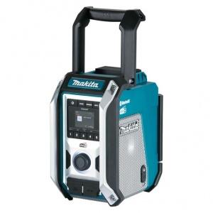 Radio da cantiere bluetooth senza batterie makita dmr115 - dettaglio 1