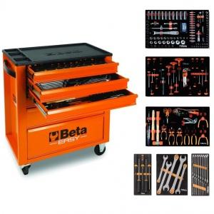 Beta 2400E/VO Cassettiera con assortimento Industria - dettaglio 1