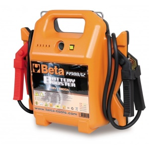 avviatore portatile beta 1498B / 12 per automobili da 12 volt