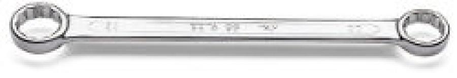 Chiave Poligonale Doppia Diritta Beta 95 mm. 27x29