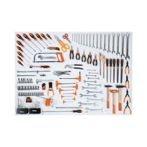 Assortimento 133 utensili per impiego universale beta 5957u-p 059570004 - dettaglio 1