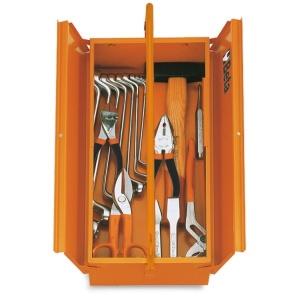 Assortimento 45 utensili con cestello beta 2118vu/1 021180032 - dettaglio 1