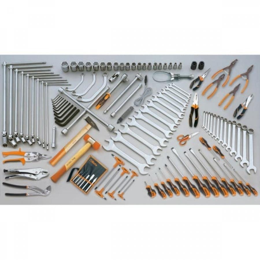 Assortimento 118 utensili per autoriparazione beta 5905vg/2 059050044 - dettaglio 1