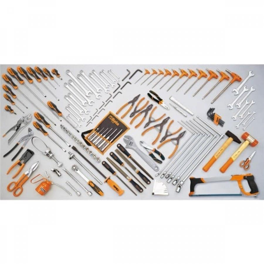 Assortimento 132 utensili per autoriparazione beta 5904vg/3 059040062 - dettaglio 1