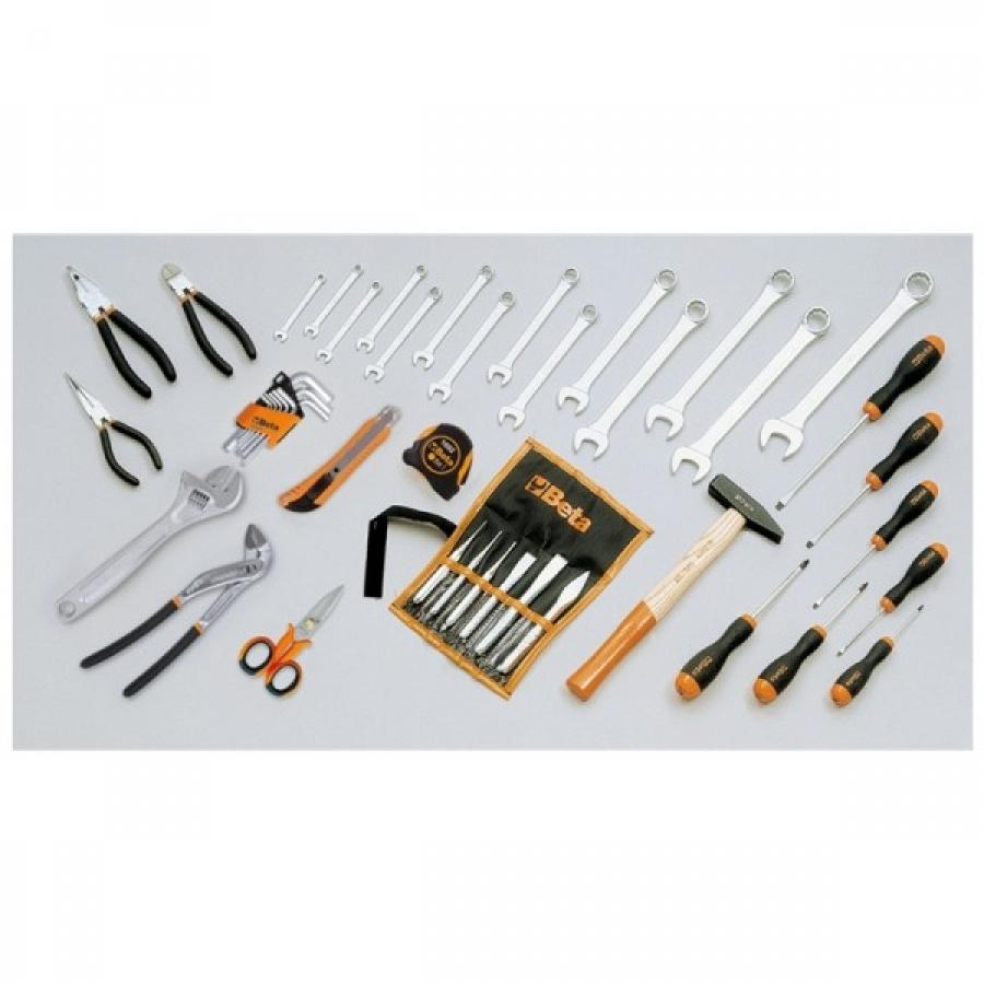 Assortimento 45 utensili per impiego universale beta 5915vu/1 059150024 - dettaglio 1