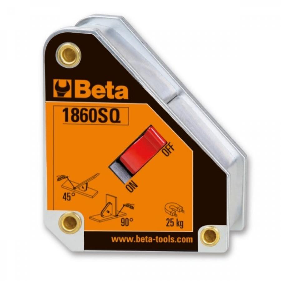 Squadra magnetica beta 1860sq 018600210 - dettaglio 1