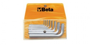 Custodia di ricambio per serie chiavi maschio Brugola Beta 96N/BV