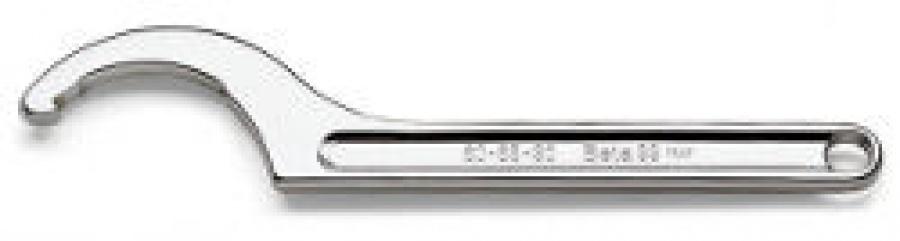 Chiave a Settore con nasello quadro per ghiere Beta 99 mm. 62-65