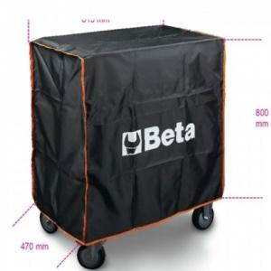 Protezione in nylon per cassettiera beta 2400-cover 024000910 - dettaglio 1