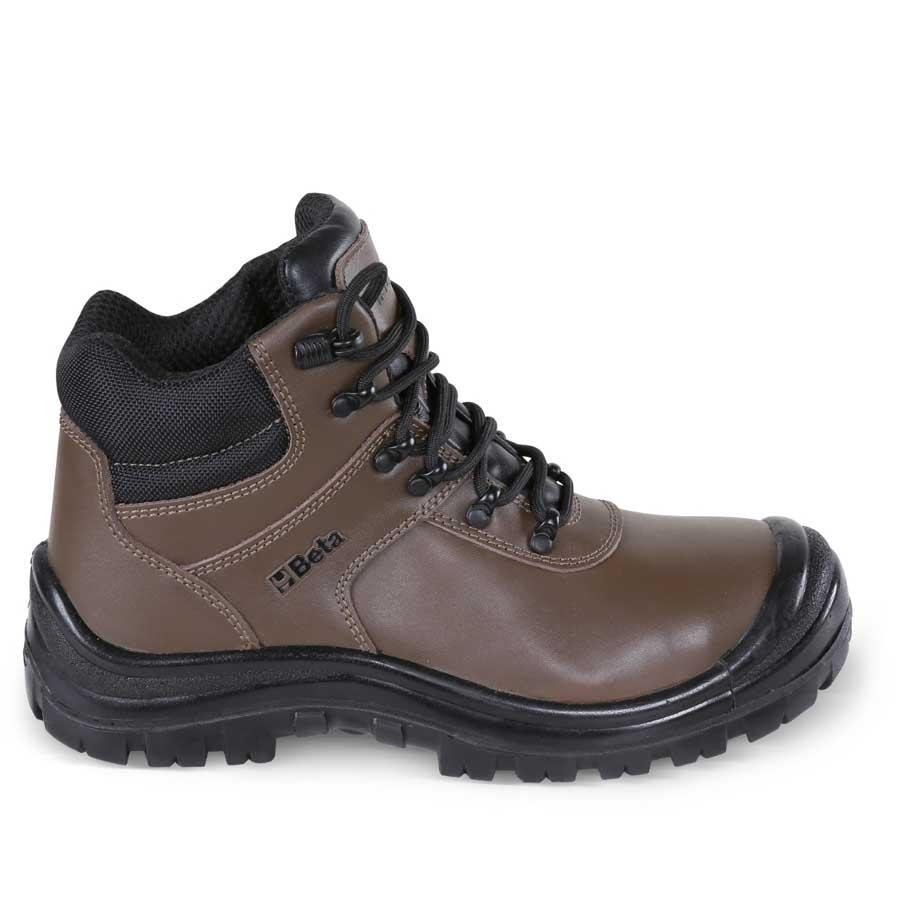 Beta 7236bk scarpe antinfortunistiche alte trekking s3 - dettaglio 1