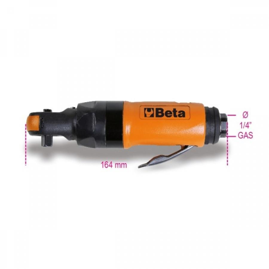 """Beta 1922P1 Cricchetto pneumatico reversibile 1/4"""" - dettaglio 2"""