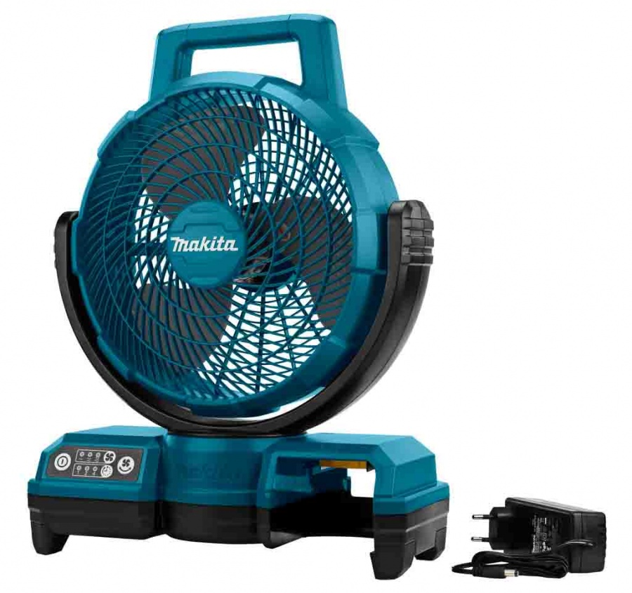 Ventilatore 18v senza batterie makita dcf203z - dettaglio 1