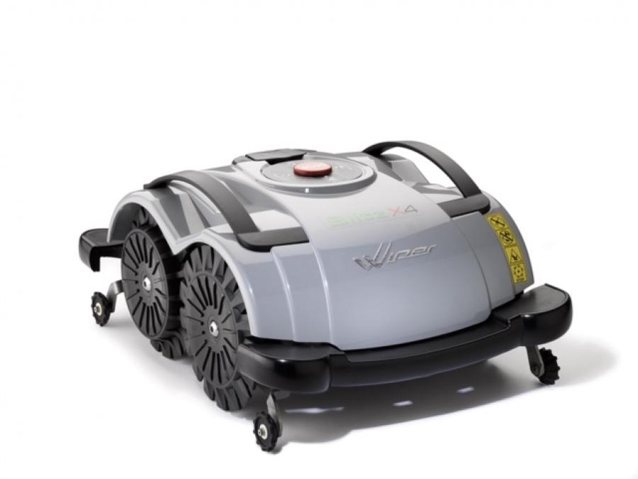 Wiper Ecorobot BLITZ XH4 GPS Robot rasaerba - dettaglio 2